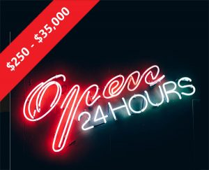 How Much Do Neon Signs Cost
